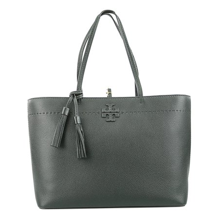 Tory Burch McGraw Ladies Medium Leather Tote Handbag (Tory Burch Sale Bag)