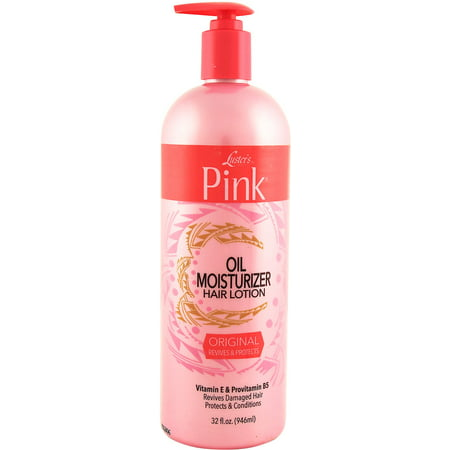 Luster's Pink Oil Moisturizer Hair Lotion 32 oz