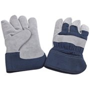 Gloves Mens Leather Work Insul Jf 6317 Gloves JF 6317 045734636569