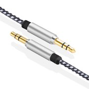 3.5Mm Male To Male Audio Cable by Insten 5FT Universal Auxiliary Cord 3.5mm Male