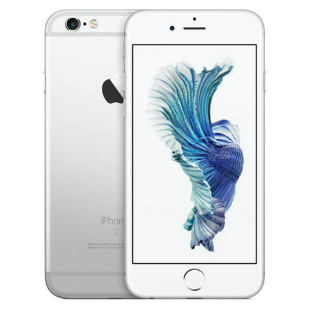 Refurbished Apple iPhone 6s 16GB, Silver - Unlocked