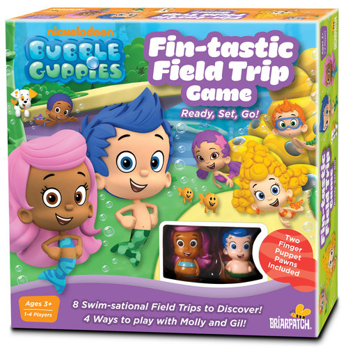 Nickelodeon Bubble Guppies Board Game