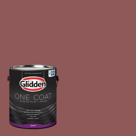 Glidden One Coat, Interior Paint + Primer, Barn