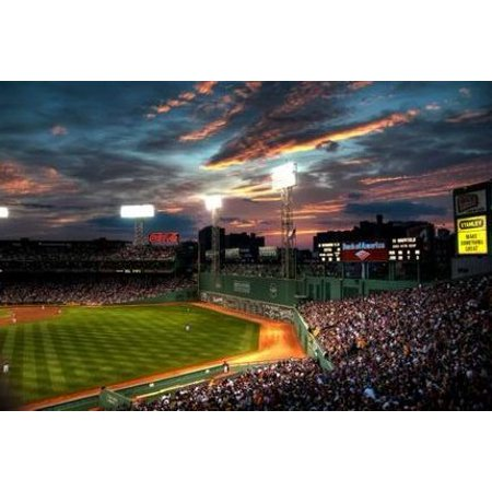 Fenway Park Poster Boston 11x17 Mini Poster in Mail/storage/gift tube