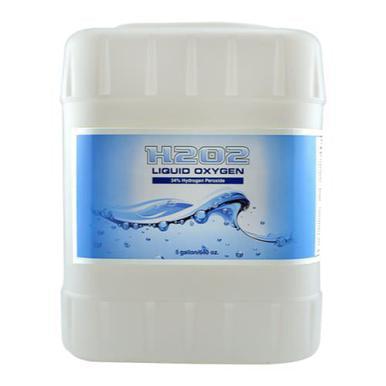 H2O2 Liquid Oxygen 34% 5 Gallon
