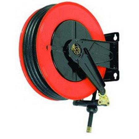National Spencer Open Type Dual Arm Grease Reel W  52 Hose