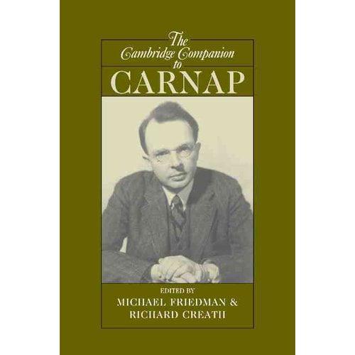 The Cambridge Companion to Carnap