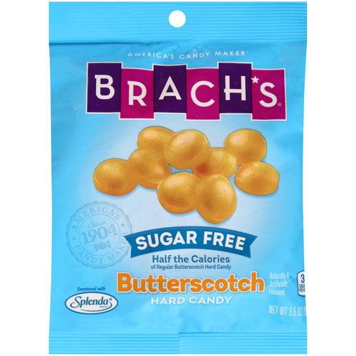 Brach??????????s Sugar Free Butterscotch Hard Candy, 3.5 oz
