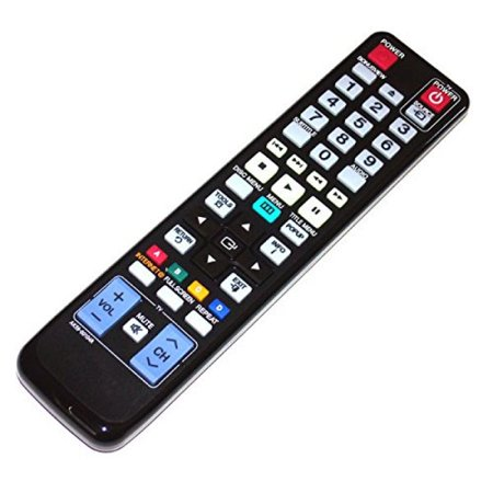 RLsales General Remote Control for AK59-00123A Fit for Samsung BD-P1600A BD 3D Full HD Blu-Ray Disc DVD Player