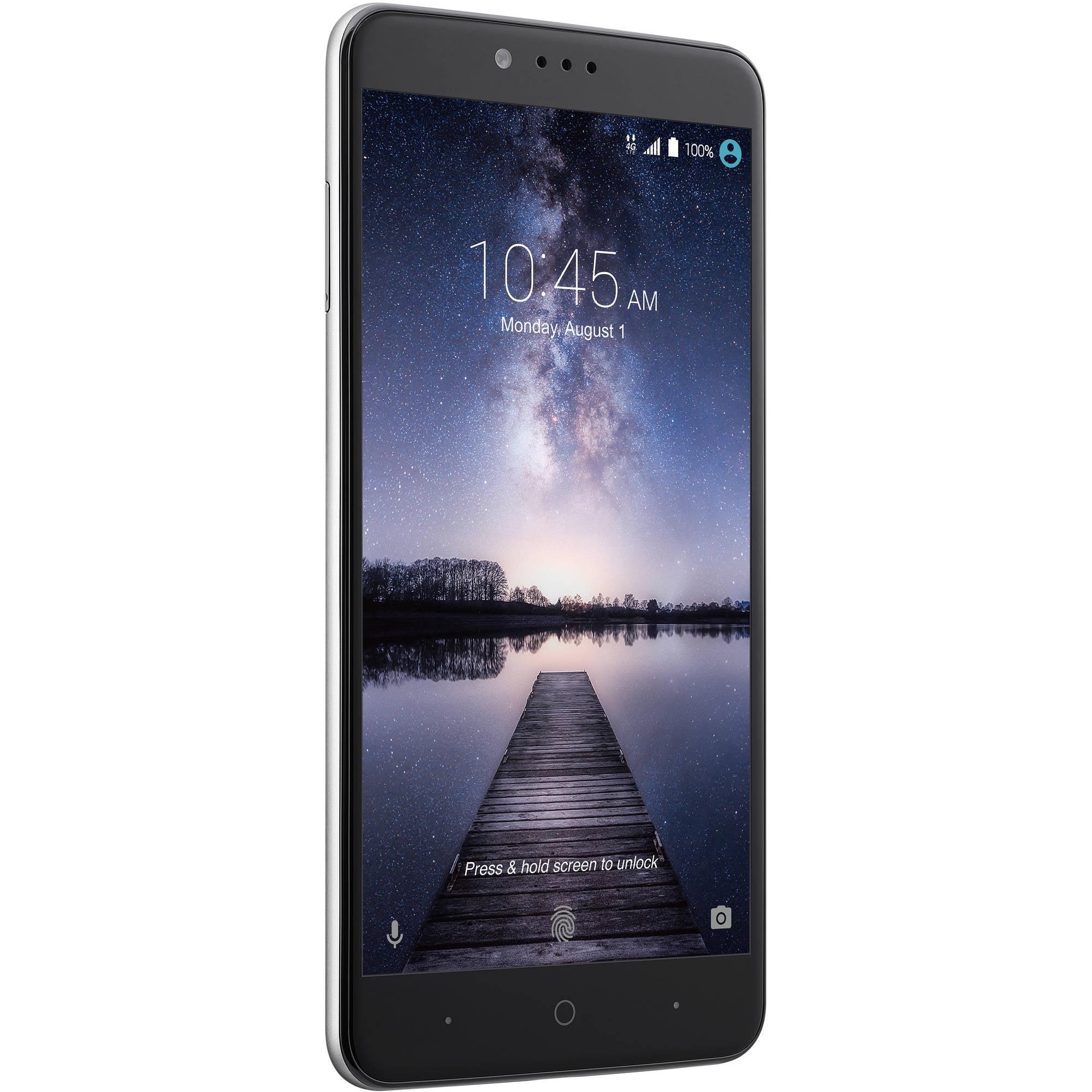 Walmart Family Mobile ZTE ZMAX PRO Prepaid Camera Phone by ZTE