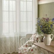 Heritage Lace 6290E-6063 60 x 63 in. Floret Panel