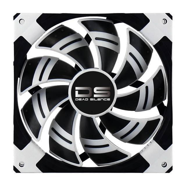 AeroCool Dead Silence 120mm White Case Fan - image 1 of 1
