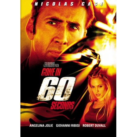 Gone in 60 Seconds (DVD) - Halloween In 60 Seconds