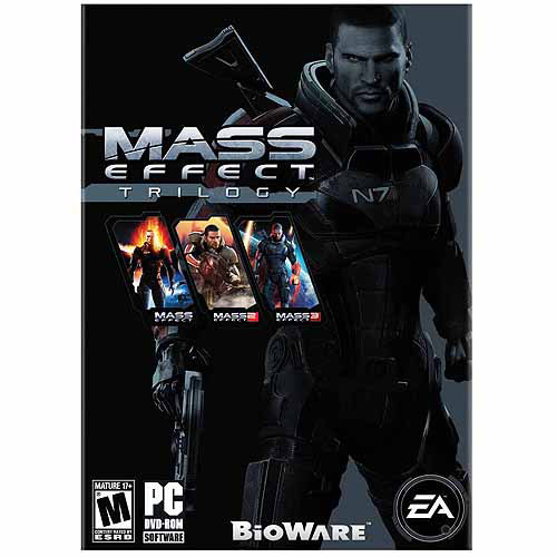 Electronic Arts Mass Effect Trilogy (PC) (Digital Code)