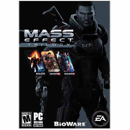 Electronic Arts Mass Effect Trilogy (PC) (Digital Code)