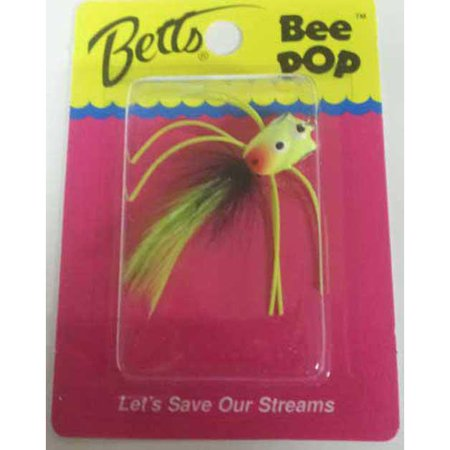Bees Pop - Betts Bee Pop Chart/Black/Yellow Size 6