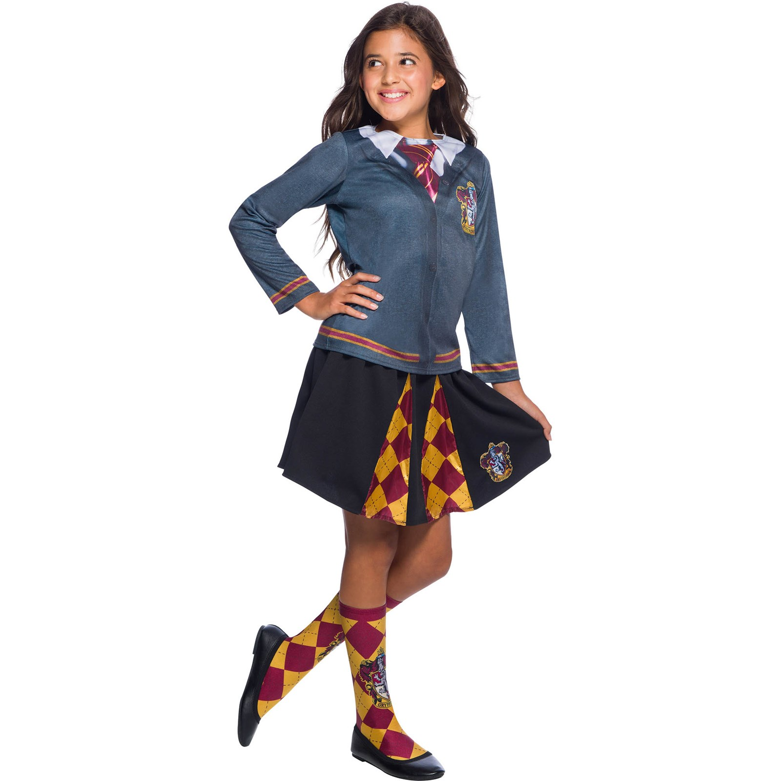 The Wizarding World Of Harry Potter Child Gryffindor Costume Top
