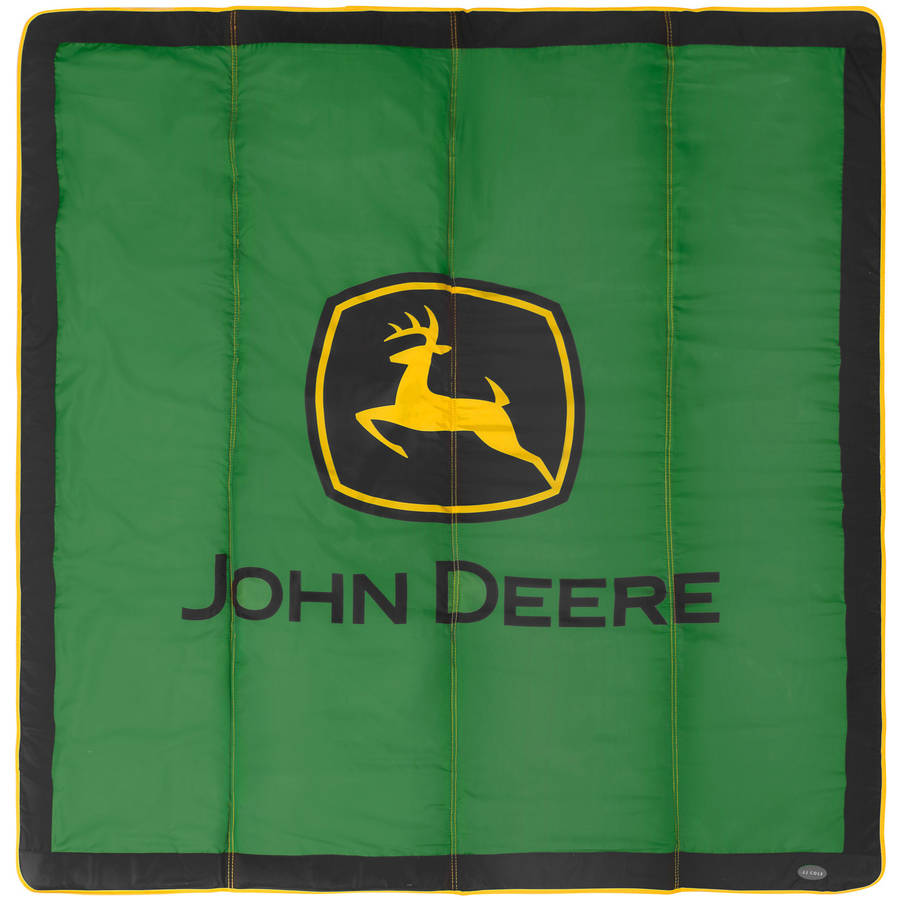 JJ Cole 5' x 5' Outdoor Blanket, John Deere