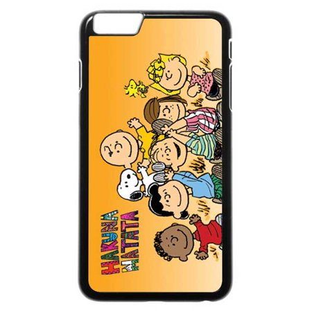 snoopy iphone 7 plus case