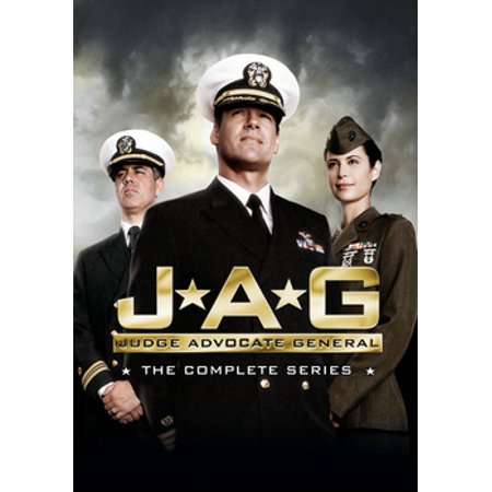 JAG: The Complete Series (DVD) ()