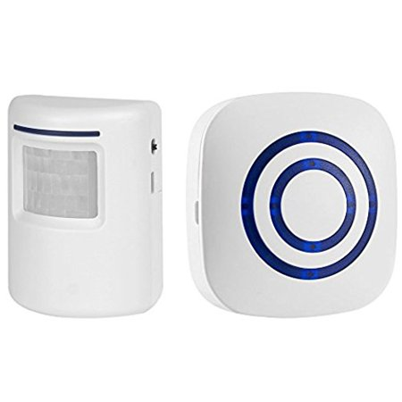 Wireless Security Driveway Alarm Fc Energy Home Security Alarm
