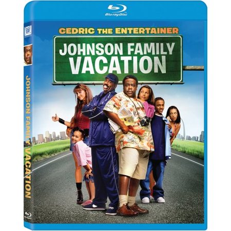 Johnson Family Vacation  Blu Ray   Widescreen
