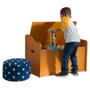 KidKraft Limited Edition Toy Box, Multiple Colors