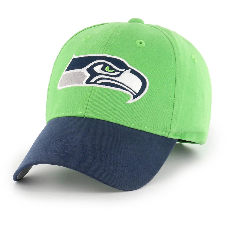 NFL Seattle Seahawks Basic Cap/Hat by Fan Favorite