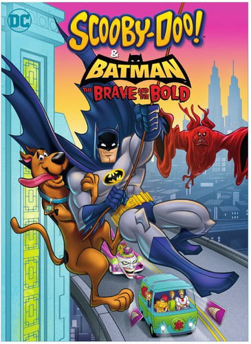Scooby-Doo! and Batman: The Brave and the Bold (DVD)