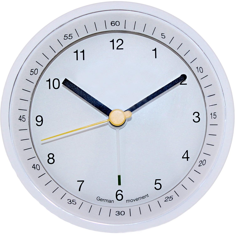 Braun Desk Clock BNC007WHWH