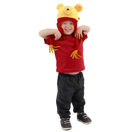 Winnie The Pooh Costume Laplander Hat Child