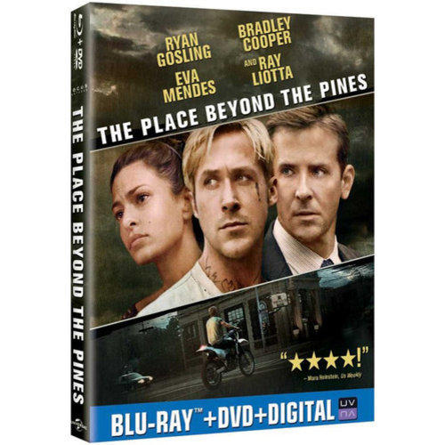 The Place Beyond The Pines (Blu-ray + DVD + Digital HD) (With INSTAWATCH) (Anamorphic Widescreen)