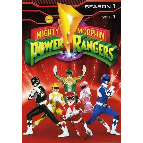 Power Rangers: Season One, Volume One