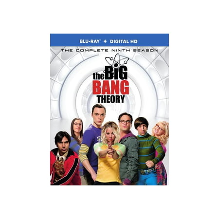 The Big Bang Theory: The Complete Ninth Season (Blu-ray) - Big Bang Theory Halloween