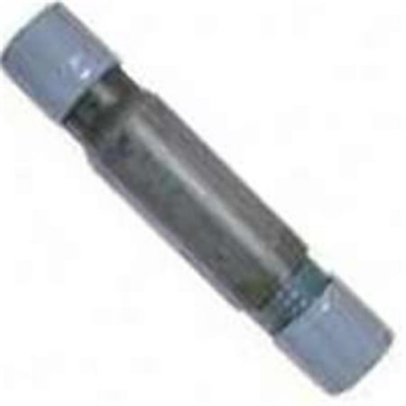 Thomas & Betts E945L Gray PVC Non-Metallic Coupling End Expansion Fitting 3 Inch