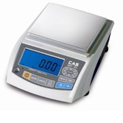 CAS MWP-1200H High Accuracy Bench Scale  1200 x 0 02g