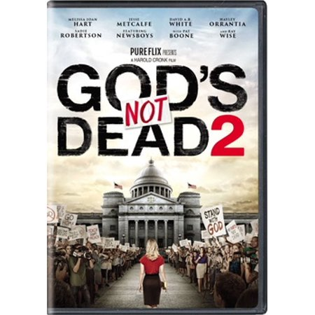 God's Not Dead 2 (DVD) - Queen Of The Dead