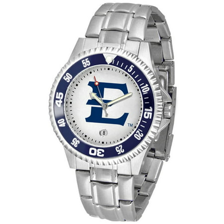 Ncaa Competitor Metal Band Watch - East Tennessee State Buccaneers NCAA