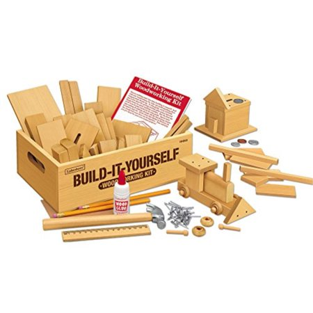 Lakeshore Build-It-Yourself Woodworking Kit - Build It Yourself Woodworking Kit