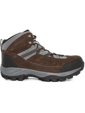 Magnum Men's Bridgeport Waterproof Steel Toe Boots, Chocolate / Charcoal