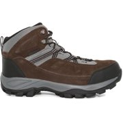 Magnum Men's Bridgeport Waterproof Steel Toe Boots, Chocolate / Charcoal