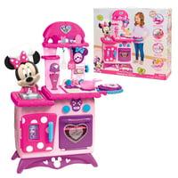 Deals on Disney Junior Minnie Mouse Flipping Fun Kitchen