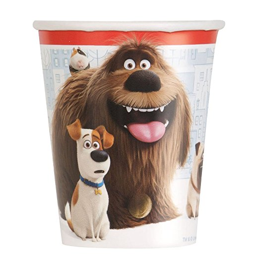 9oz The Secret Life of Pets Party Cups, 8ct