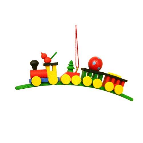 Christian Ulbricht Train with Toys Ornament
