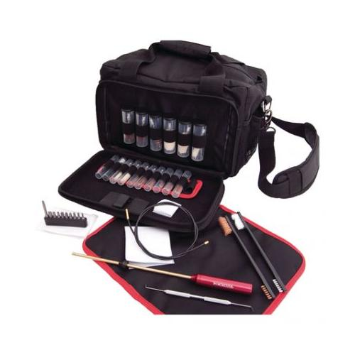 Winchester Range Bag with Cleaning Kit, 28pc, and Driver Set, 10pc