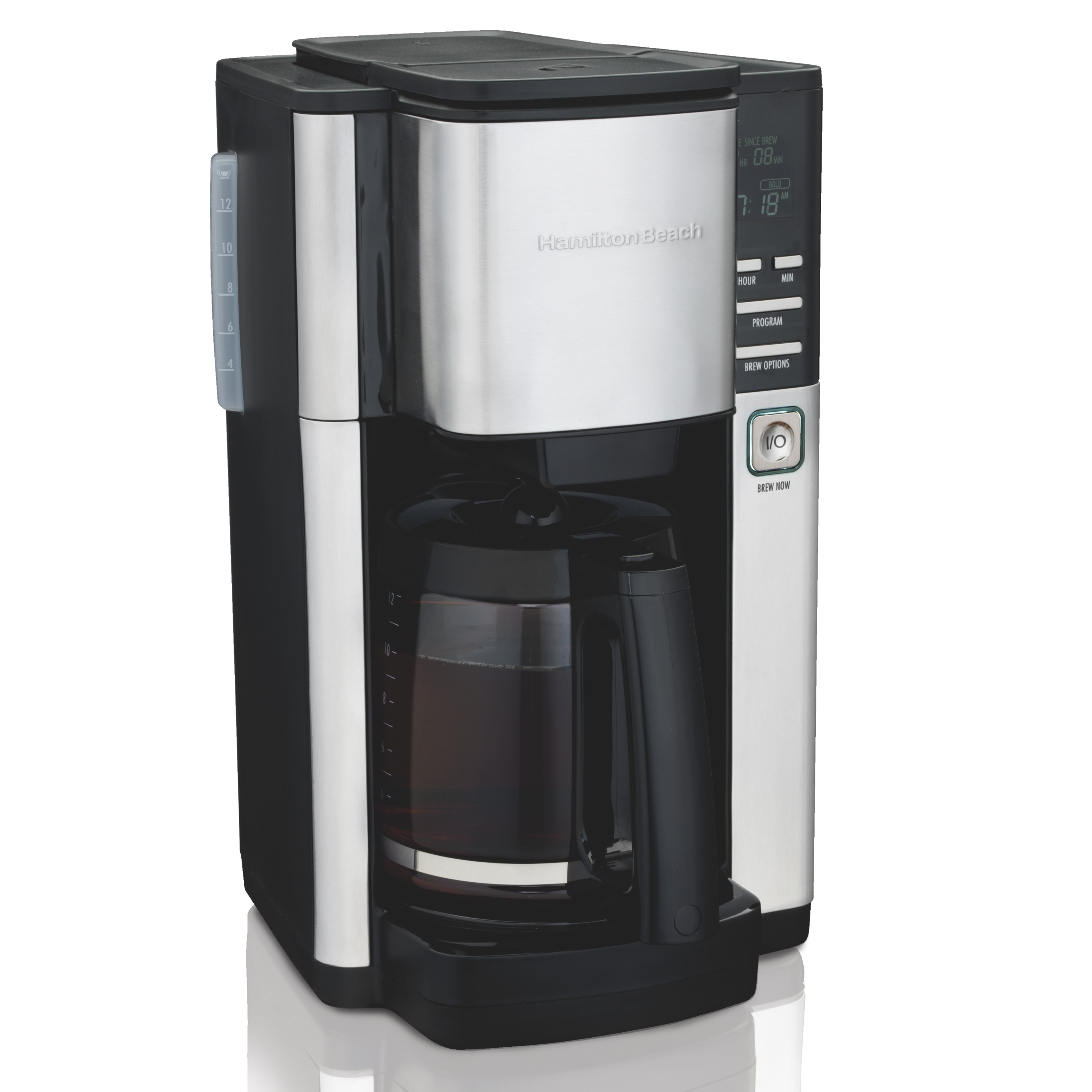 Hamilton Beach Programmable Easy Access Plus Coffee Maker Model# 46380, 1 Each