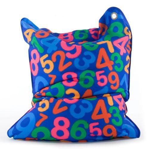 THE BULL Mini Numbers Fashion Bean Bag
