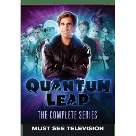 Quantum Solar Series - Quantum Leap: The Complete Series (DVD)