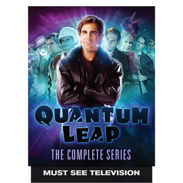 Quantum Leap: The Complete Series (DVD)