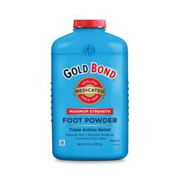 GOLD BOND Maximum Strength Medicated Foot Powder, 10oz